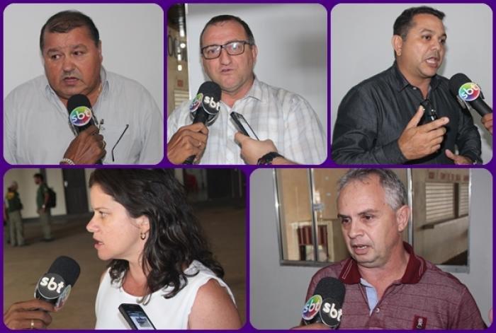 5º Encontro de prefeitos da região noroeste do MT aconteceu em Colniza com a participação do IBAMA