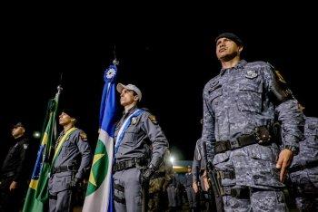 Governo promove 1.124 policiais nesta quarta (17)