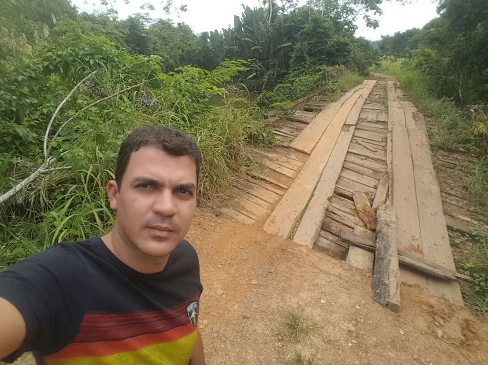 Vereador Marquinho de Colniza é destaque em pesquisa do Instituto Tiradentes