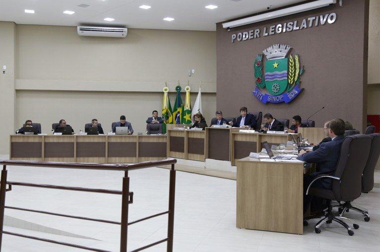 Câmara de Sinop devolve mais de R$ 1 milhão à prefeitura em 2018