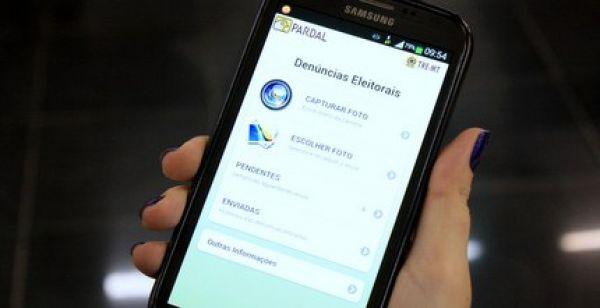 Denúncias feitas em app da Justiça Eleitoral geram 19 processos em MT