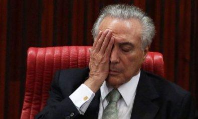 Bancos acham menos de R$ 15 mil com Temer