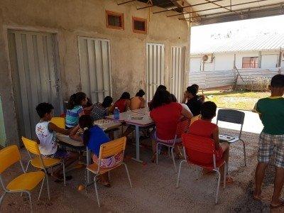 TCE suspende pagamento de obra que coloca em risco vida dos alunos