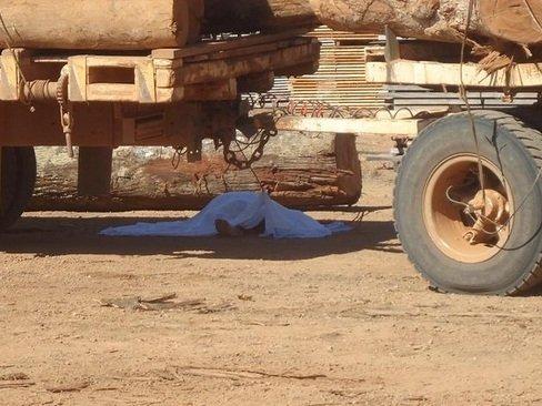Proprietário de madeireira morre esmagado por tora em MT