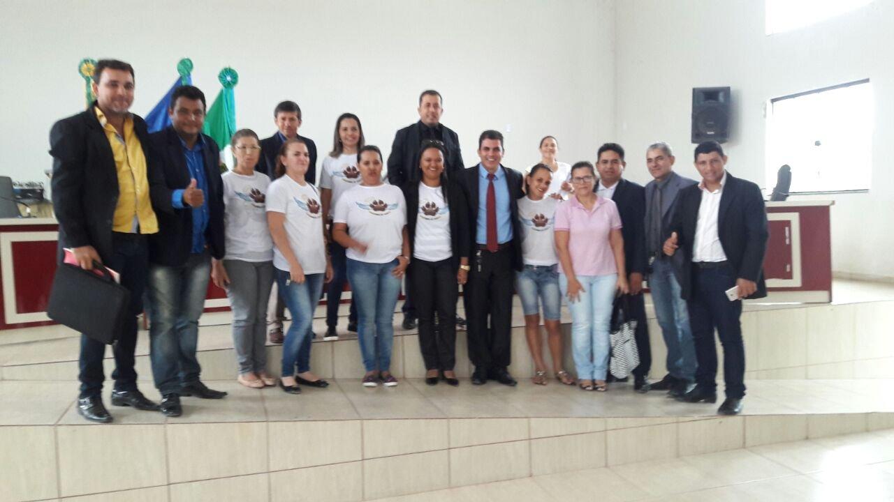 """Câmara de Vereadores de Colniza aprova projeto de Lei doando terreno para a """"FAPA"""" Associação Francisco de Assis Proteção Animal"""
