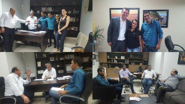 Deputados estaduais assumem compromisso em destinar várias emendas para Colniza-MT