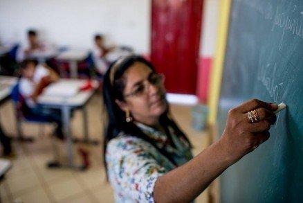 Piso do magistério terá aumento de 6,81% no ano que vem