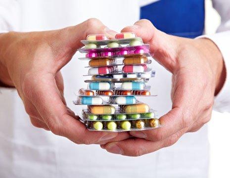 Uso indevido de medicamento foi responsável por 33,62% dos casos de intoxicação