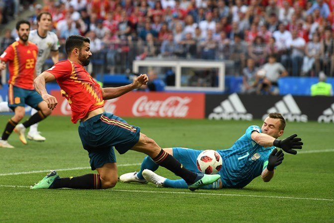 Nos pênaltis, Rússia elimina a Espanha da Copa do Mundo