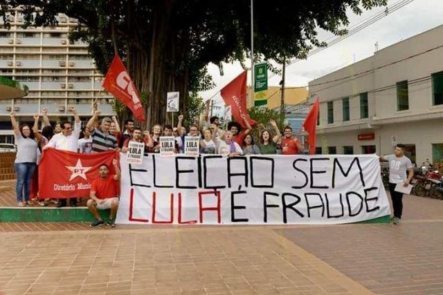 PT prepara caravana de MT para se juntar ao acampamento Lula Livre em Curitiba