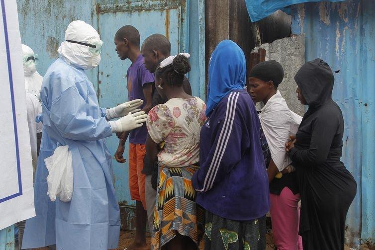 Casos de ebola chegam a 58 na República Democrática do Congo