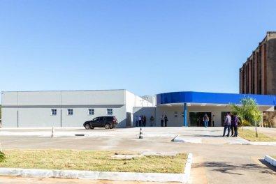 Estado usa dinheiro recuperado de corruptos para construir novo Centro de Reabilitação