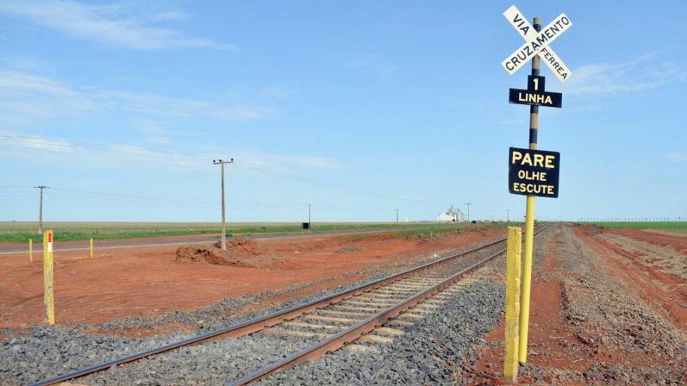 Renovação da concessão da malha paulista garante expansão da ferrovia para Cuiabá, Lucas e Nova Mutum