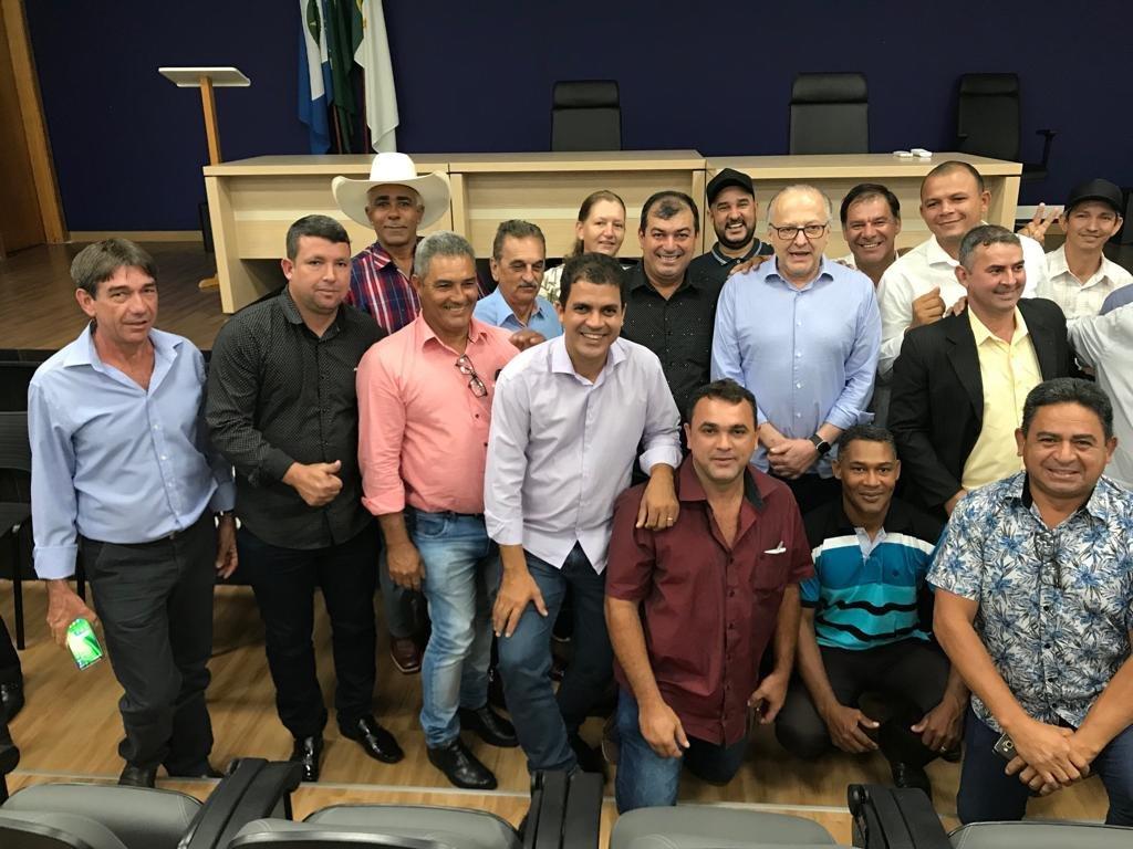 Lideranças políticas obtém avanços para destravar pavimentação da BR-174 entre Castanheira e Colniza