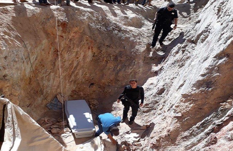 Polícia registra morte de mulher em garimpo ilegal de Aripuanã