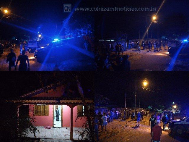 Noite sangrenta em Colniza deixa mortos e feridos em chacina