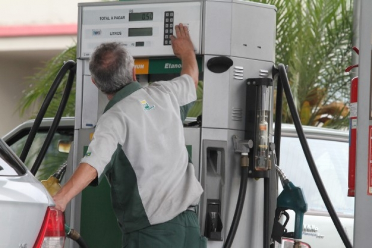 Mato Grosso tem as maiores altas do país nos preços da gasolina e etanol