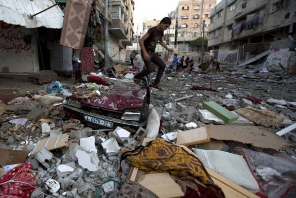 Ataques israelenses contra Gaza já deixaram mais de 70 mortos