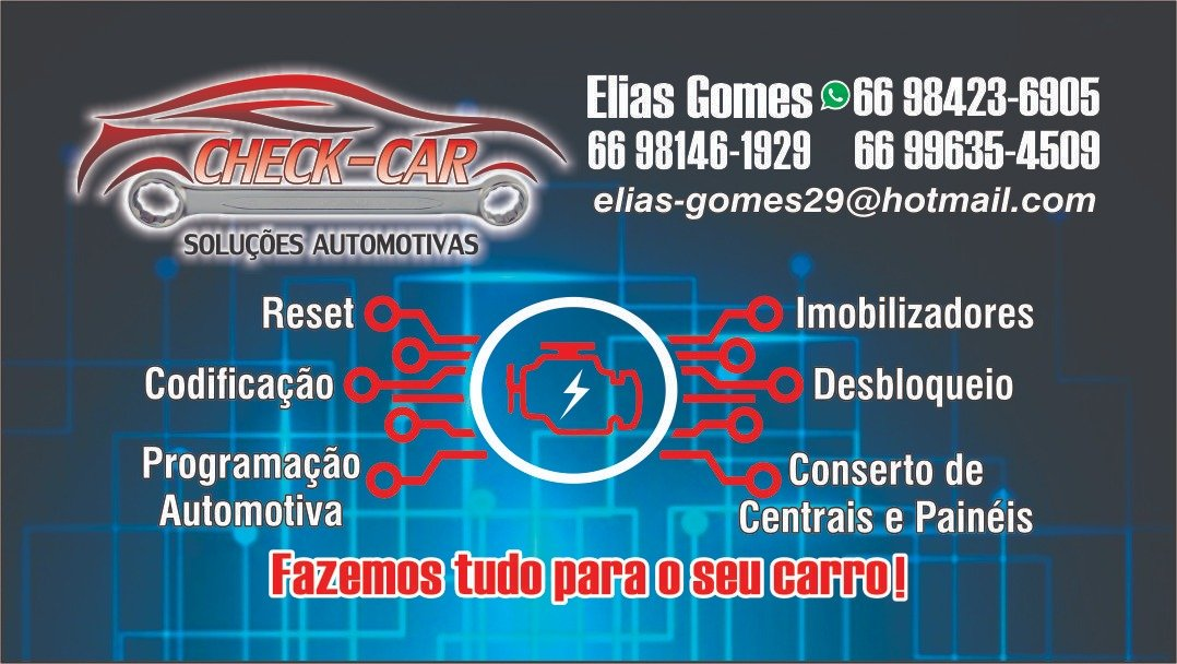 CHECK-CAR Tecnologia Automotiva