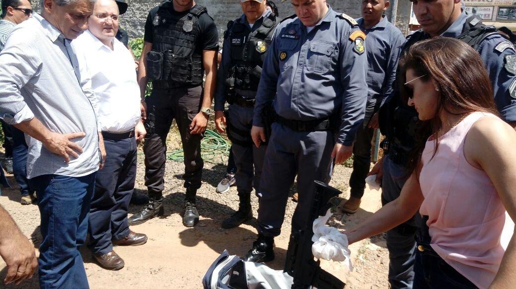 Em Juruena, polícia prende 3 suspeitos de matar prefeito de Colniza