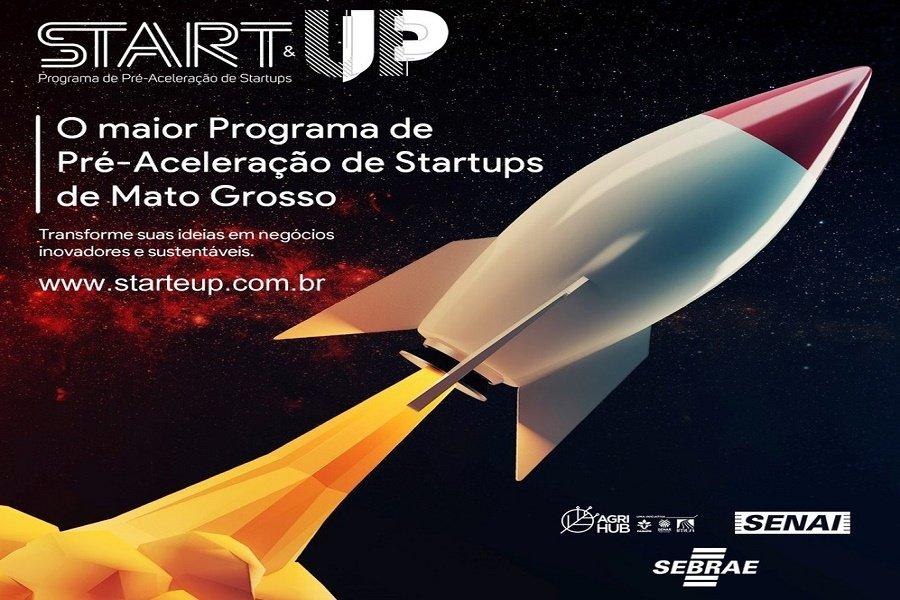 Maior programa de pré-aceleração de startups de MT abre inscrições
