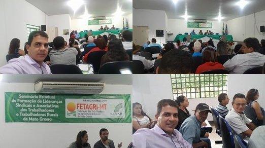 Fetagri promove seminário de formação de lideranças
