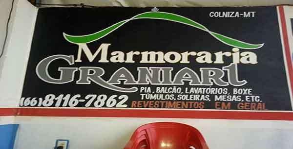 Marmoraria Graniart em Colniza-MT