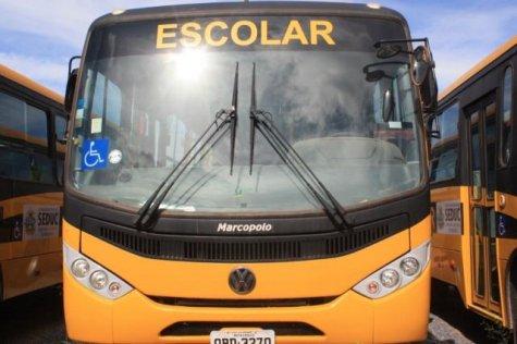 Seduc repassa cerca de R$ 1,9 milhão aos municípios para o transporte escolar