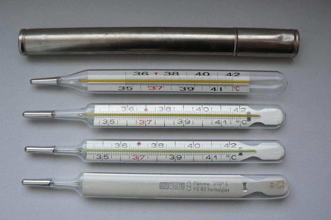 Termômetro e medidor de pressão com mercúrio estão proibidos em 2019