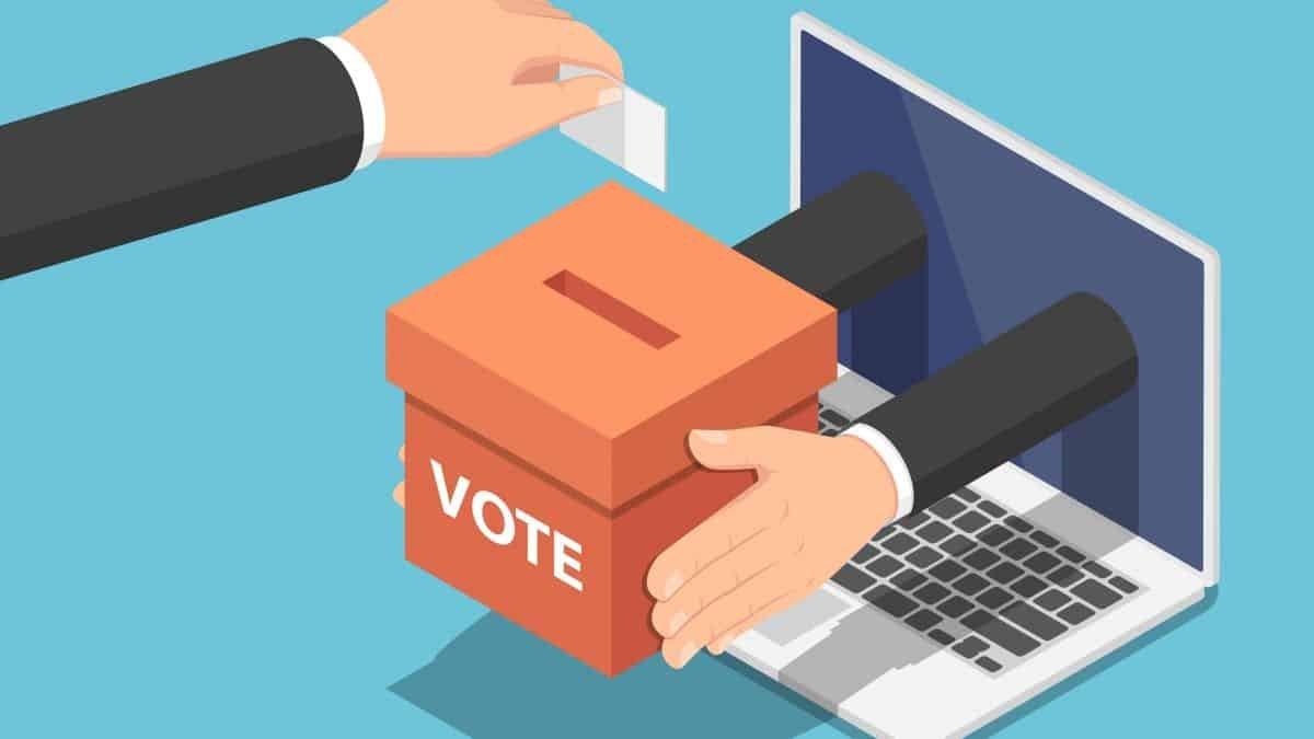 Empresas demonstram sistema de votação digital para pleito de 2022