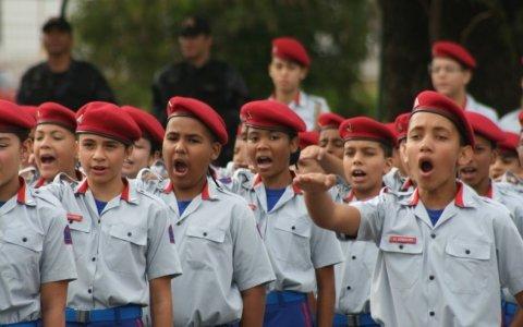Escolas Militares têm as melhores notas entre as escolas estaduais em MT