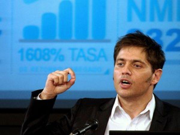 Argentina anuncia que não pagará próxima parcela da dívida