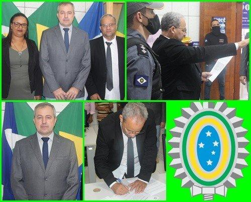 prefeito Miltinho assume a 201ª junta militar em Colniza