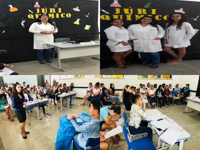 Escola de Cotriguaçu promove debate sobre o uso de agrotóxico no estado do Mato Grosso