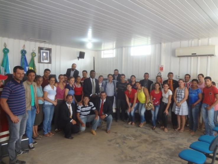 Câmara aprova projeto que beneficia alunos de Colniza