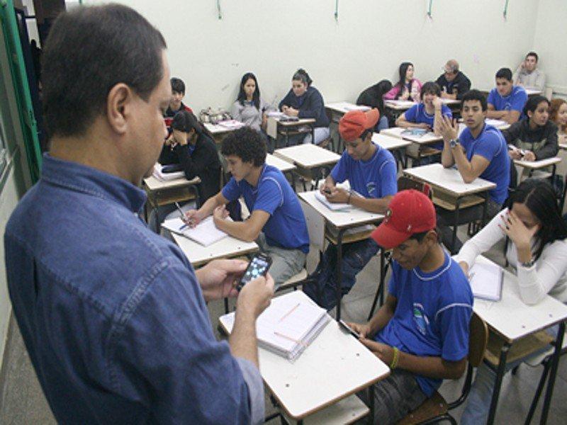 Avaliação de professores será em dezembro