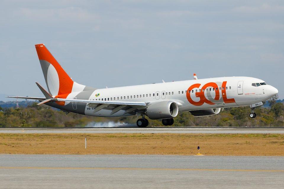 Avião faz pouso de emergência logo após decolar de Cuiabá