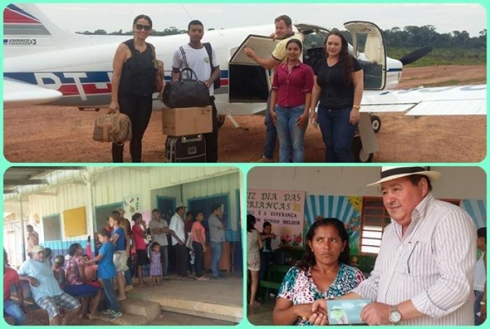 Cartório eleitoral de Colniza realiza mutirão prometido para distritos do município
