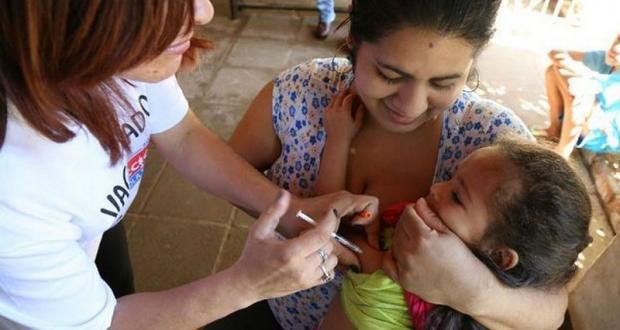 Brasil tem 10.274 casos confirmados de sarampo