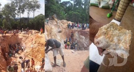 Domingo Espetacular mostra a corrida pelo ouro em garimpo de Aripuanã