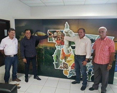 Presidente da Câmara de Colniza cobra providências em relação a área Indígena Kawahiva do Rio Pardo