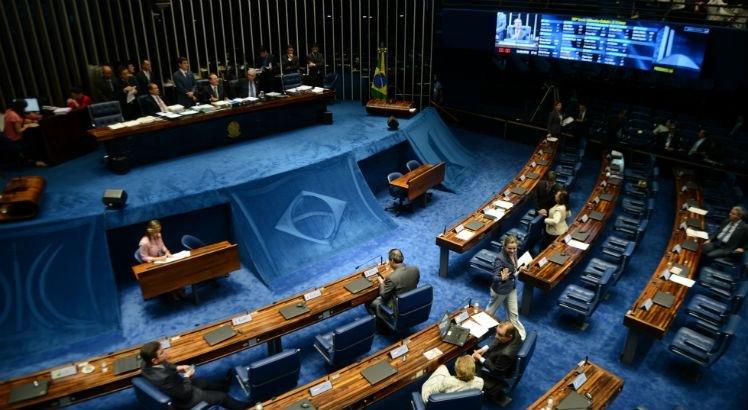 Senado recorre contra aplicação de medida cautelar a parlamentares