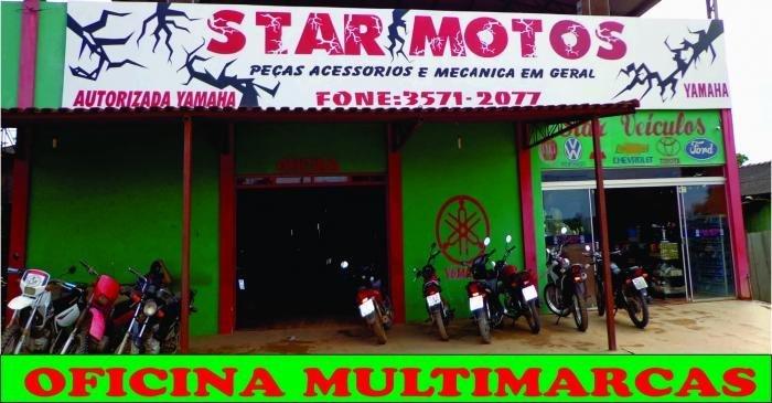 STAR MOTOS EM COLNIZA-MT