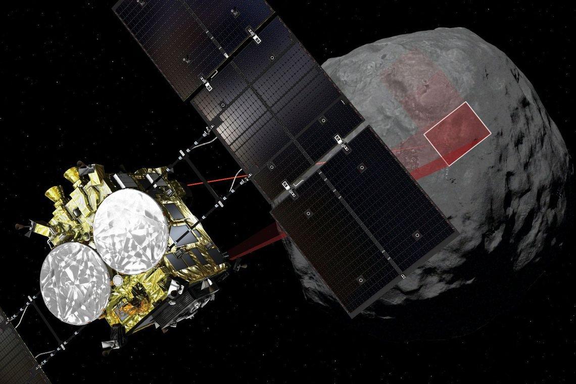 Sonda japonesa pousa em asteroide a 300 milhões de km da Terra