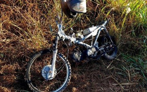 Cabo de alta tensão cai em estrada e homem morre eletrocutado em Aripuanã