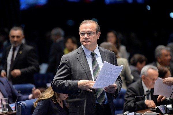 Senador Wellington Fagundes se torna réu por corrupção