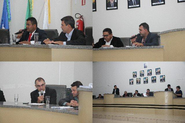 Câmara de Colniza acata por unanimidade denúncia contra vereador e abre Comissão para apurar os fatos